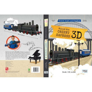 SASSI TRAVEL LEARN & EXPLORE - 3D Orient Express