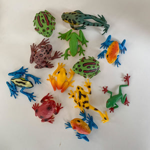 LARGE SENSORY KIT - Frogs