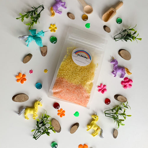 SMALL SENSORY KIT - UNICORNS