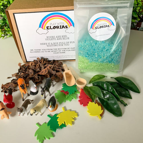 SMALL SENSORY KIT - Farm