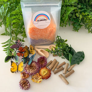SMALL SENSORY KIT - BUTTERFLY