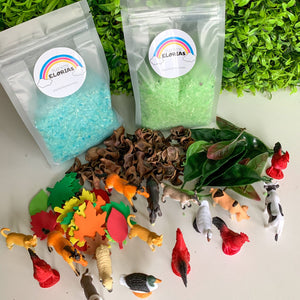 LARGE SENSORY KIT - FARM