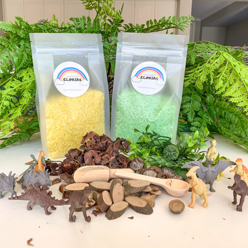 LARGE SENSORY KIT - DINOSAURS