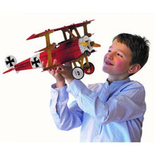 Load image into Gallery viewer, SASSI TRAVEL LEARN & EXPLORE - 3D Airplane Model