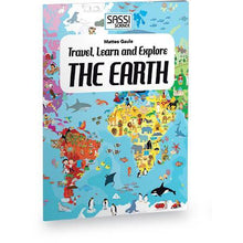 Load image into Gallery viewer, SASSI PUZZLE AND BOOK SET - THE EARTH