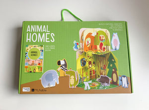 SASSI 3D ASSEMBLE – ANIMAL HOMES