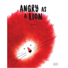 Load image into Gallery viewer, SASSI BOOKS - Angry as a Lion