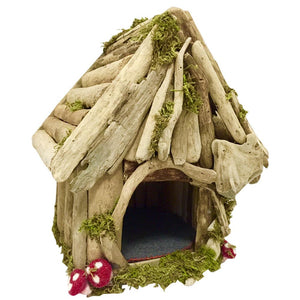 Papoose - Medium Square Fairy House