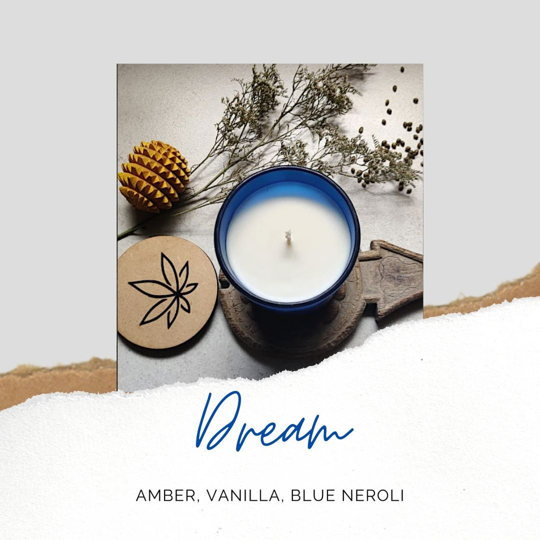 Melt & Massage candles (DREAM)