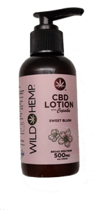 Wild Hemp Sweet Blush Lotion Hempivate