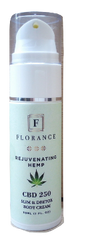 Buy FLORANCE™ Rejuvenating Hemp - Slim and Detox body cream Hempivate