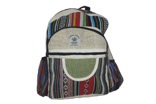 THC Hemp Clash Of Colors Backpack