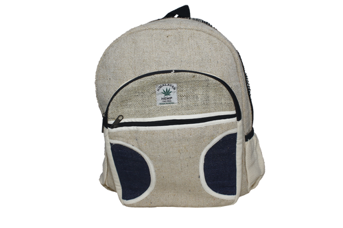 THC Hemp Half Circle Backpack
