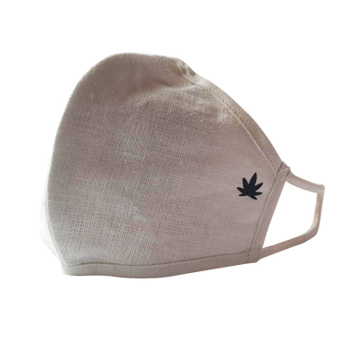 Cure by Design - Hemp Mask - Bleached