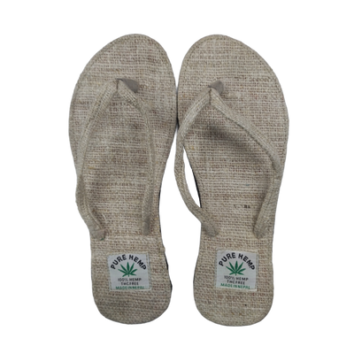 Original Hemp Flip Flops - Woman Fit