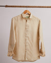 Formal Beige Shirt