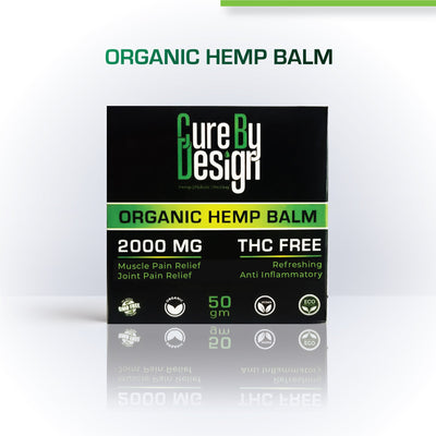 Buy premium hemp balms for pain relief by cure by design. Buy hemp oil online. Buy hemp balms at best prices in india