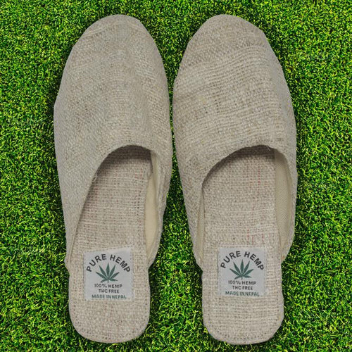 Original Hemp Sliders