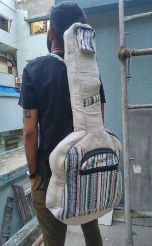 HempStock Watchtower Hemp Guitar Case