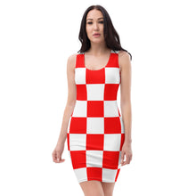 """Load the picture in the gallery viewer, """"Sahovnica"""" - dress"""