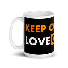 "Load the picture into the gallery viewer, ""Keep Calm and love Croatia"" - mug"