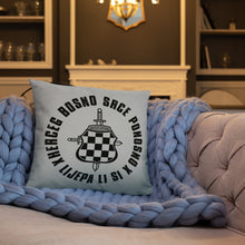 """Load the picture into the gallery viewer, """"Herceg Bosno"""" - pillow"""