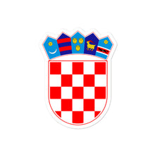 """Load the picture in the gallery viewer, """"Hrvatski Grb"""" - sticker"""