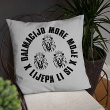 """Load the picture in the gallery viewer, """"Dalmacijo"""" - pillow"""