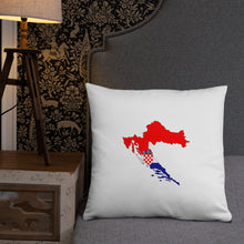 """Load the picture in the gallery viewer, """"Hrvatska"""" - pillow"""
