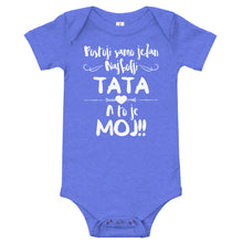 """Upload the picture in the gallery viewer, """"Najbolji Tata"""" - T-shirt"""