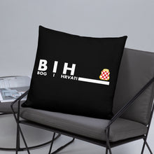 "Load the picture into the gallery viewer, ""BIH - Bog i Hrvati"" - Pillow"