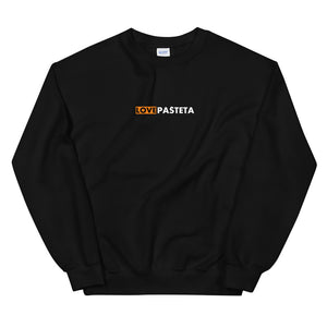 """Love Pasteta"" sweater"