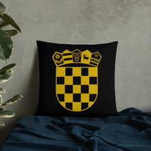 """Load the picture into the gallery viewer, """"Grb / Gold"""" - pillow"""