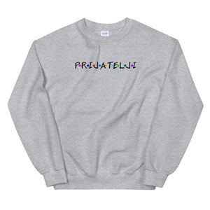 """Prijatelji"" - Sweater"