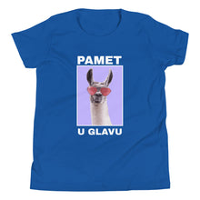 """Upload the picture in the gallery viewer, """"Pamet u glavu"""" - T-shirt for kids"""