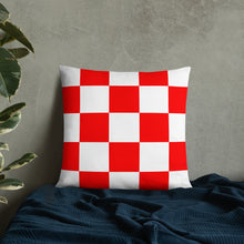 """Load the picture into the gallery viewer, """"Kockice"""" pillow"""
