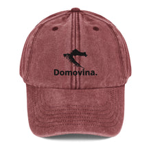 """Load the picture into the gallery viewer, """"Domovina"""" - Used-Look Cap"""