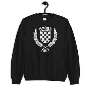 """White Grb 1991"" - Sweater"