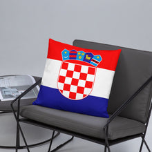 """Load the picture in the gallery viewer, """"Hrvatska Zastava"""" - pillow"""