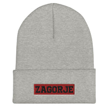 """Load the picture in the gallery viewer, """"ZAGORJE"""" - hat"""