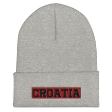 """Load the picture into the gallery viewer, """"CROATIA"""" - hat"""