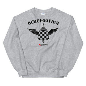"""Hercegovina Wings"" - Sweater"