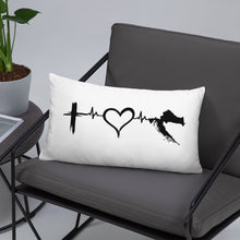"""Load the picture in the gallery viewer, """"Vjera Ljubav Domovina / White"""" - pillow"""