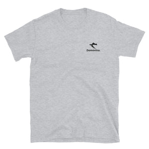 "Embroidered ""Domovina"" t-shirt"