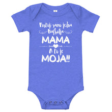 """Upload the picture in the gallery viewer, """"Najbolja Mama"""" - T-shirt"""