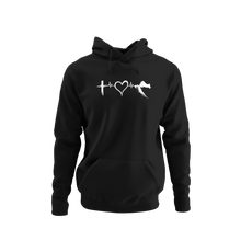 """Load the picture in the gallery viewer, """"Vjera Ljubav Domovina"""" - Hoodie"""