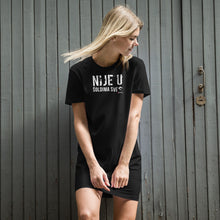"Upload the picture in the gallery viewer, ""Nije u šoldima sve"" - ​​T-shirt dress"