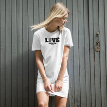 "Upload the picture in the gallery viewer, ""Love Croatia"" - t-shirt dress"