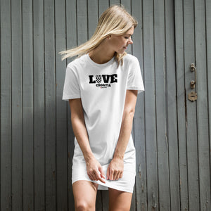 """Love Croatia"" - T-shirt dress"