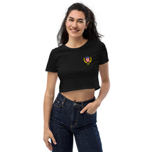 """Load the image into the gallery viewer, """"Grb 1991 x2"""" organic crop top"""